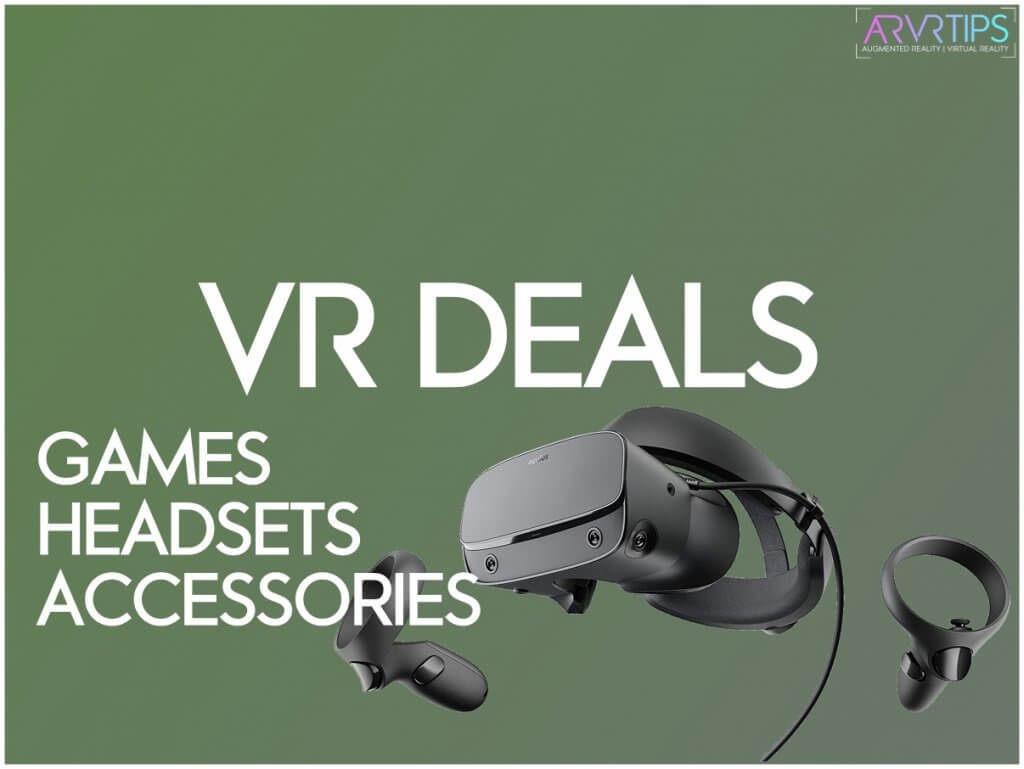 vr deals sales on games headsets accessories