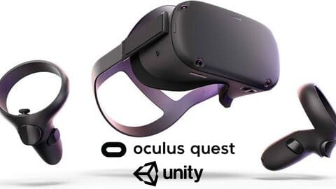 vr development fundamentals with oculus quest and unity