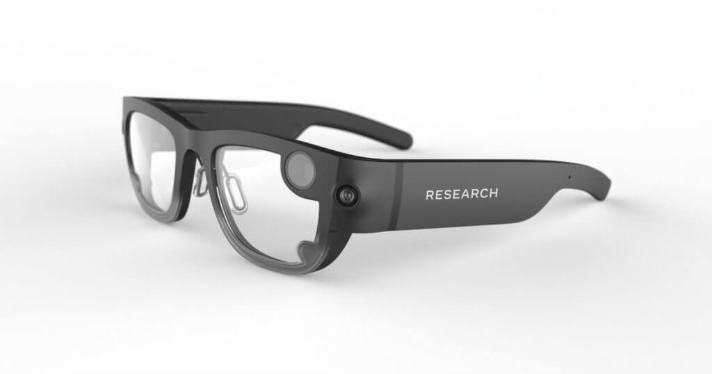 project aria smart glasses