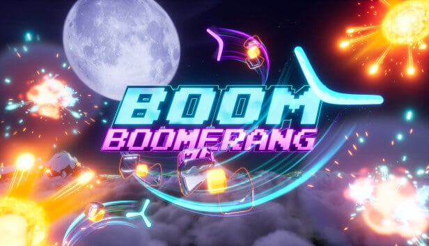 boom boomerang new vr game