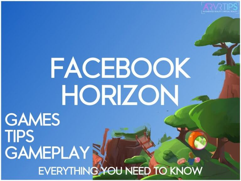facebook horizon guide