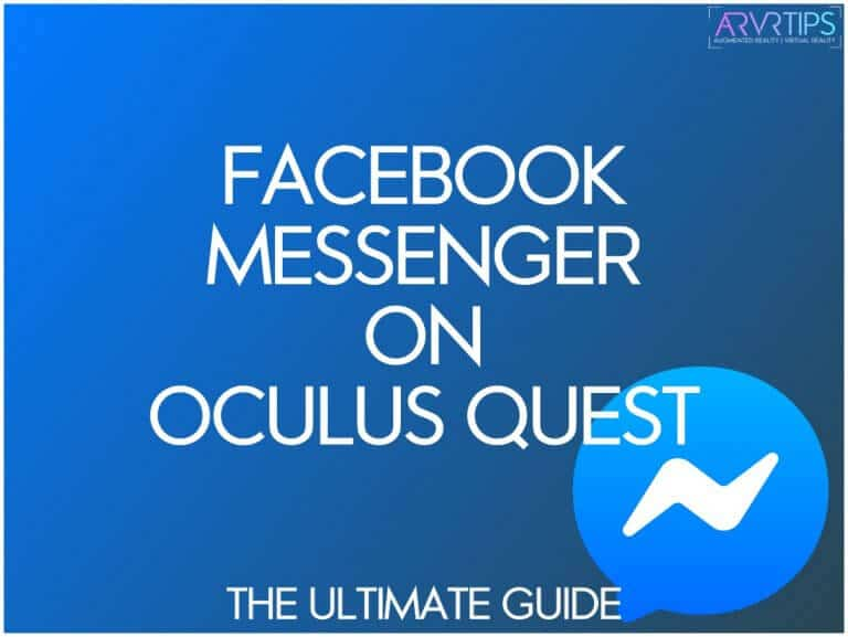 facebook messenger on oculus quest