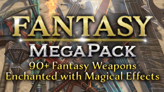 fantasy megapack best blade and sorcery mods