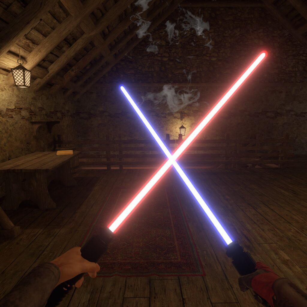 lightsaber mod for blade and sorcery