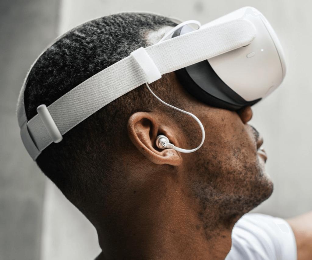 logitech g333 earphones - oculus quest headphones