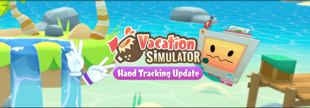 vacation simulator oculus quest hand tracking