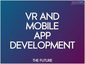 vr for mobile app development