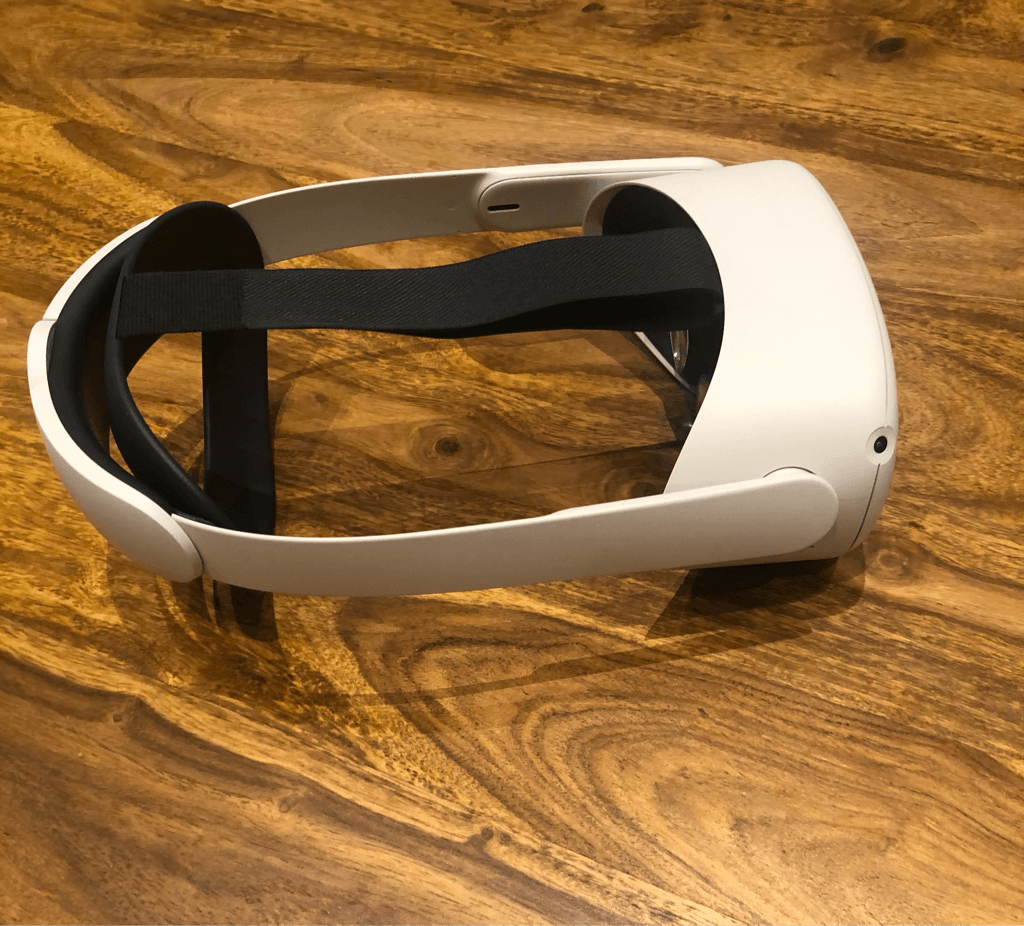 oculus quest 2 elite strap top loop