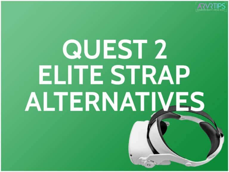 4 Oculus Quest 2 Elite Strap Alternatives That Won't Break!