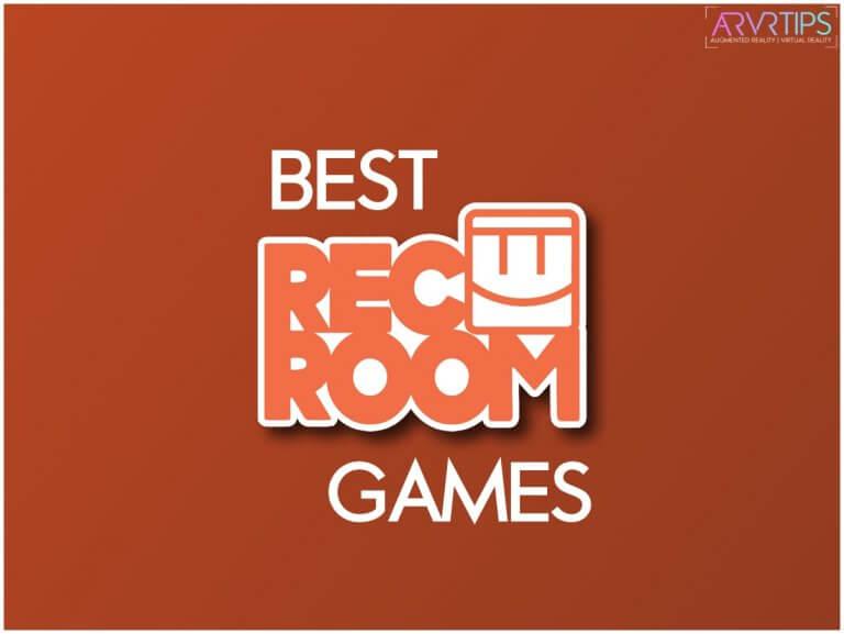best rec room vr games