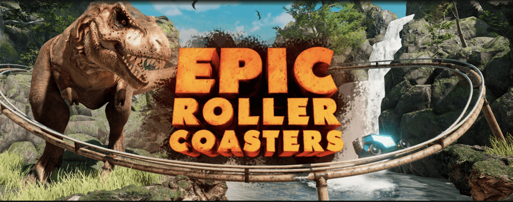 epic roller coasters free oculus quest 2 game