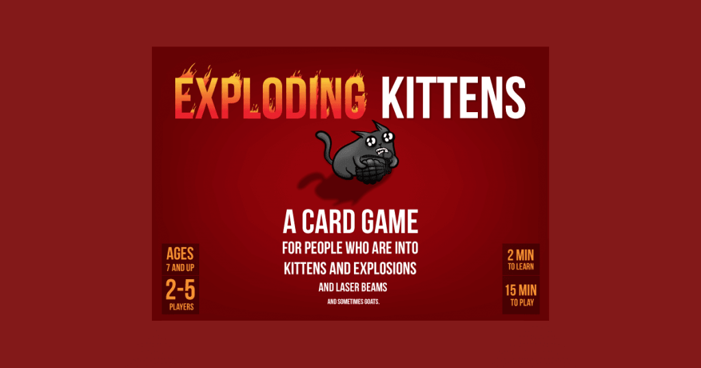 exploding kittens tabletop simulator mod for vr