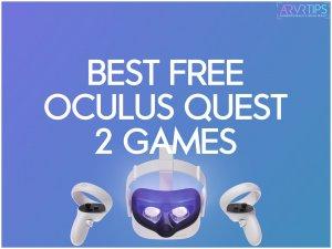 free oculus quest 2 games