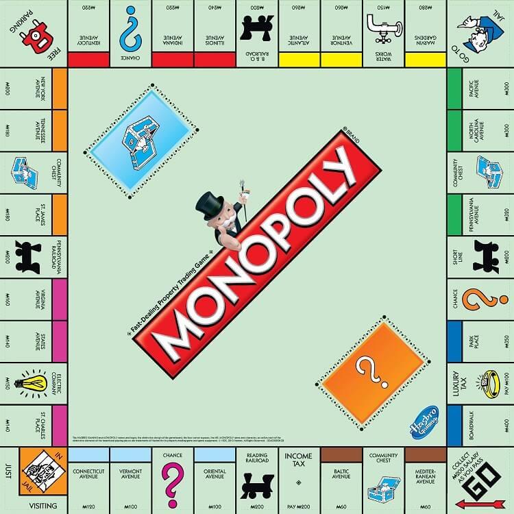 monopoly tabletop simulattor vr