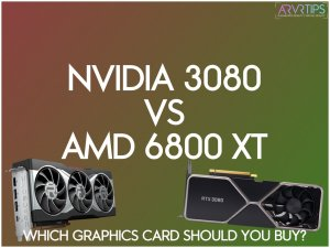 nvidia rtx 3080 vs amd radeon rx 6800 xt for vr