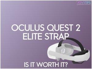 oculus quest 2 elite strap review