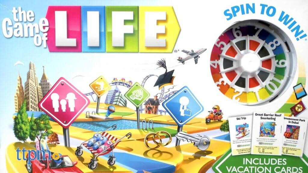 the game of life tabletop simulator