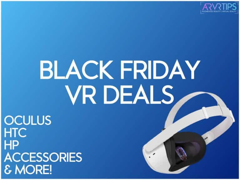 2020 Best Black Friday VR Deals (Oculus Quest Black Friday)