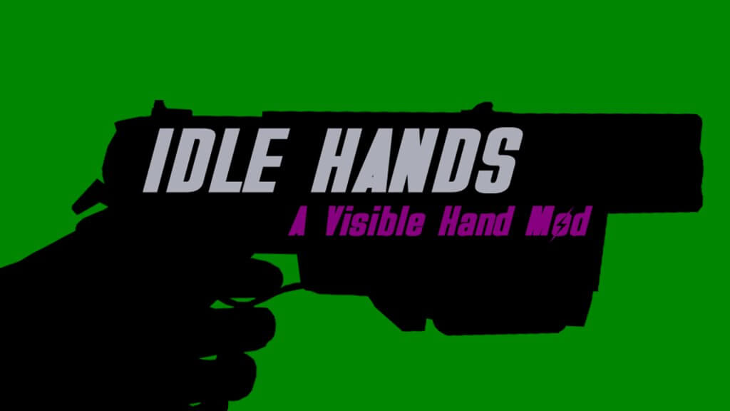 idle hands best fallout 4 vr mods