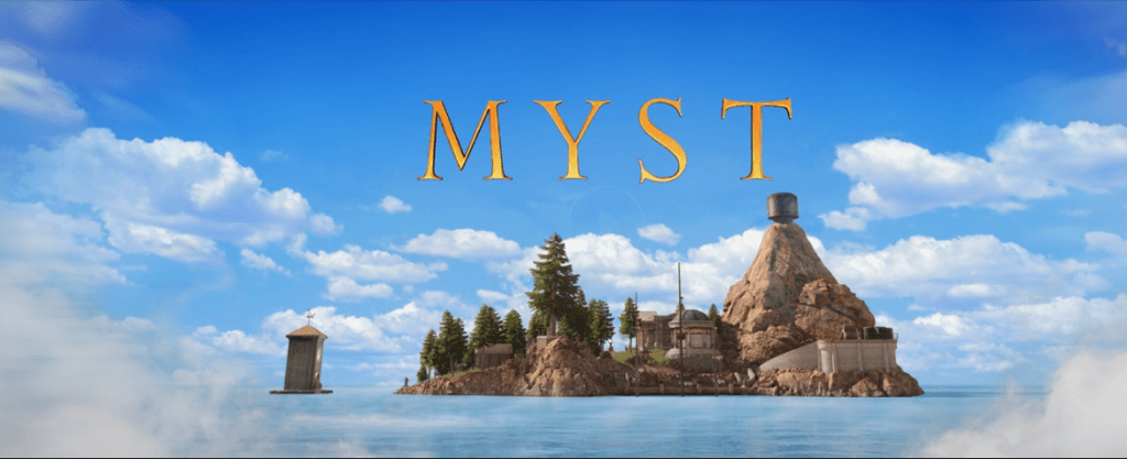 myst upcoming oculus quest game