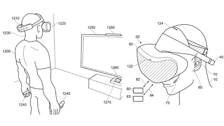 playstation vr 2 patent