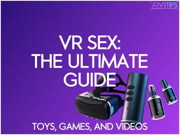vr sex toys games and videos