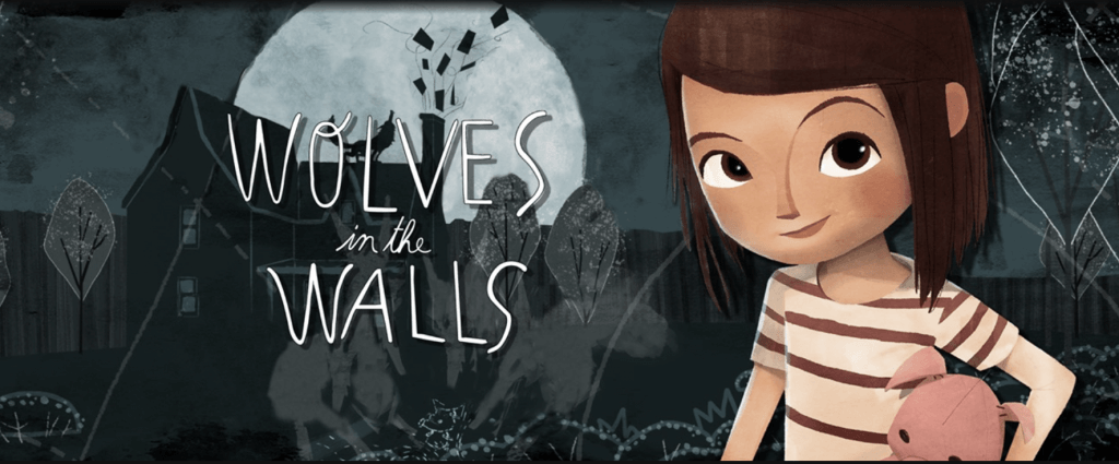 wolves in the walls vr movies for oculus quest 2