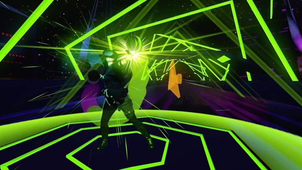 synth riders vs beat saber similarities and differences
