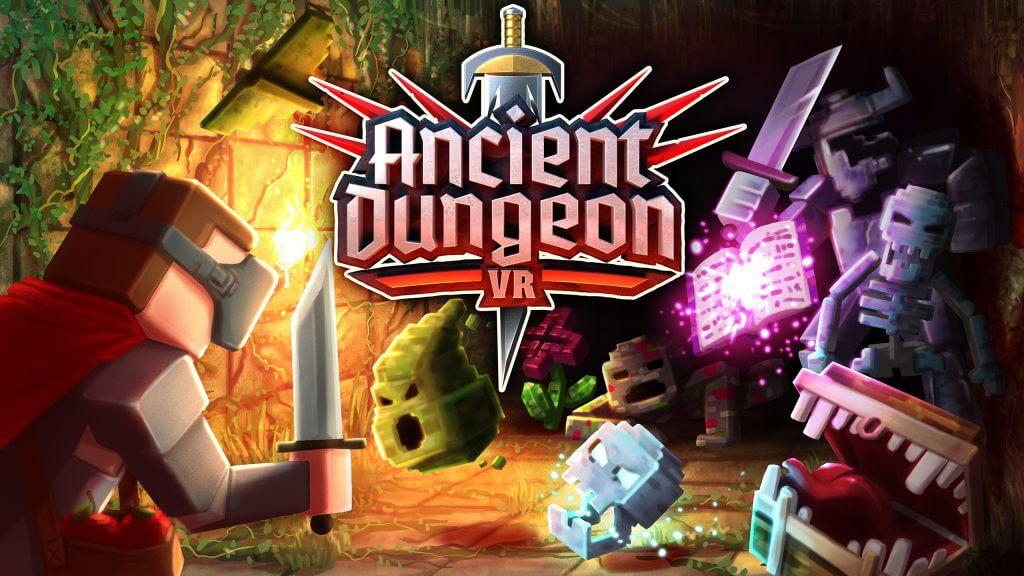ancient-dungeon-vr oculus app lab game