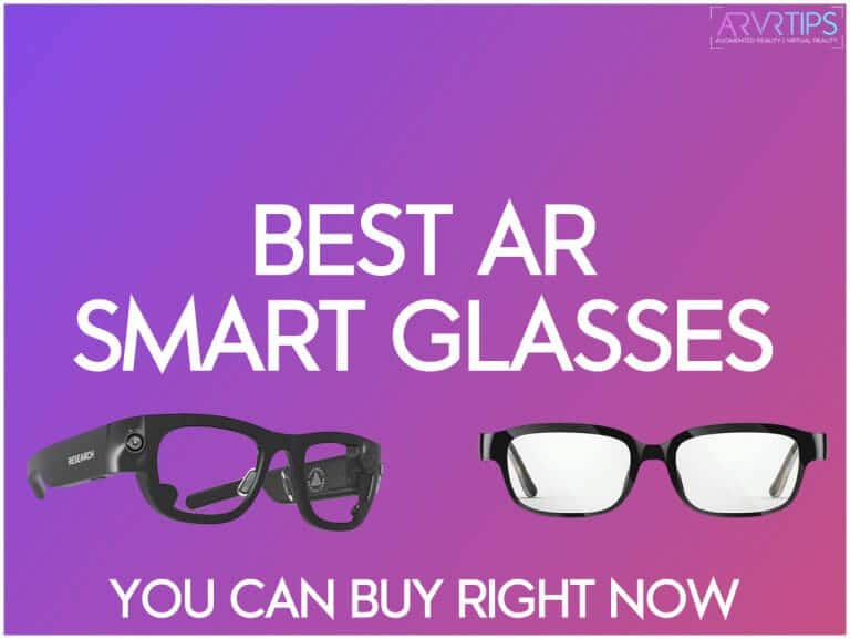 best augmented rreality ar smart glasses to buy
