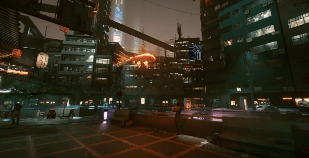 cyberpunk 2077 in vr