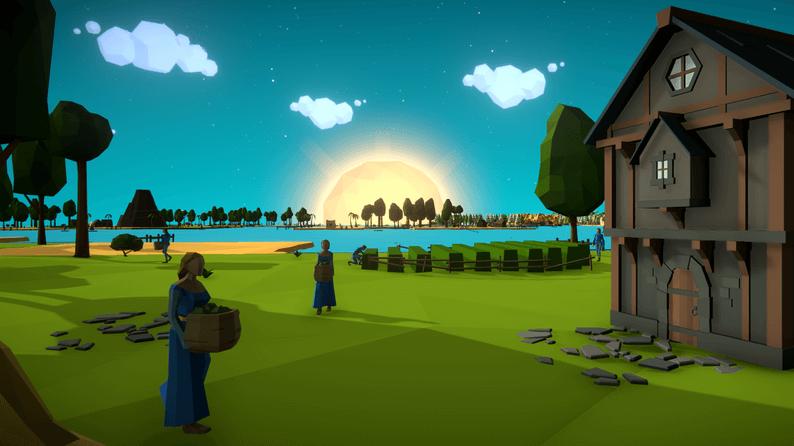 Deisim VR Help, Tutorial, Tips & Review: God Simulator Game