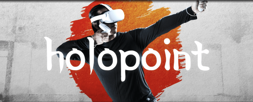 holopoint vr fitness game