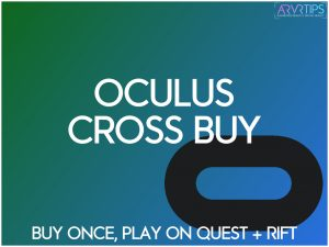 oculus cross buy guide tutorial