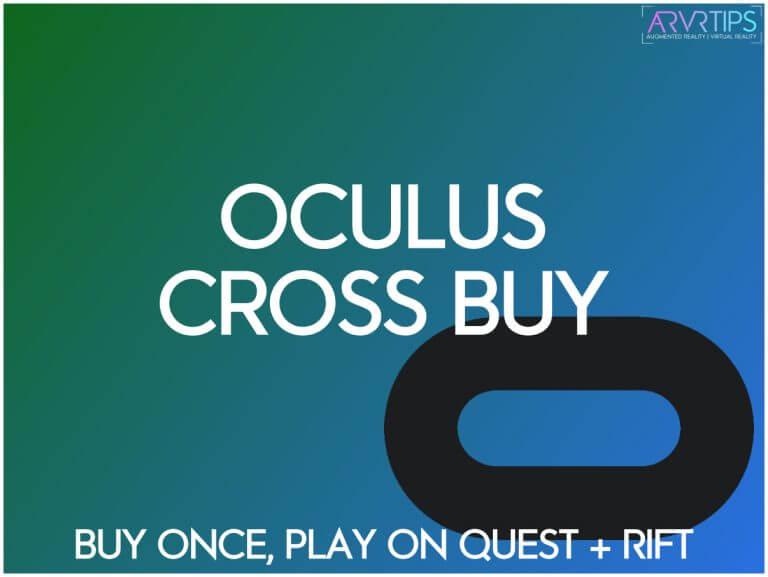 oculus cross buy guide tutorial