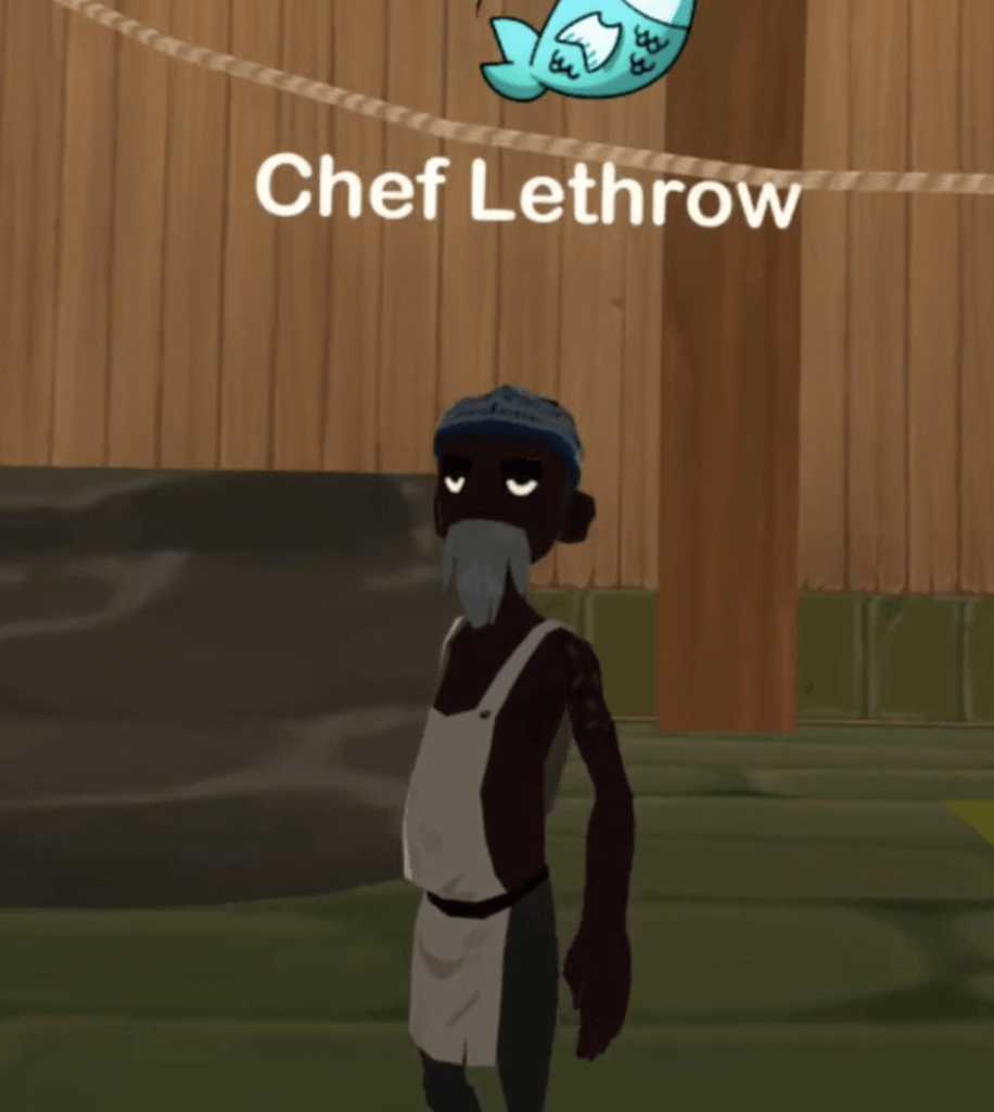 orbusvr help chef lethrow