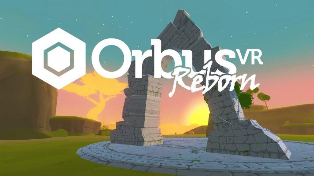 orbusvr help reborn logo