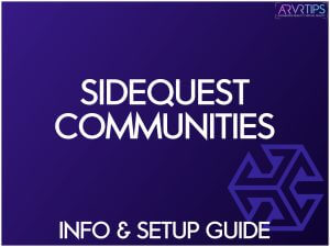 sidequest communities guide
