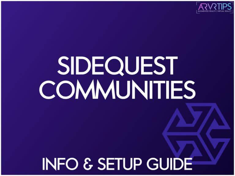 sidequest communities guide