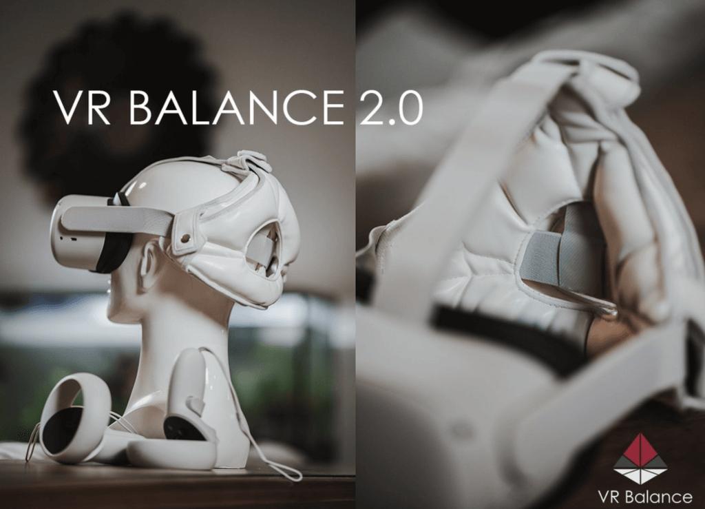 vr balance 2.0 elite strap alternative