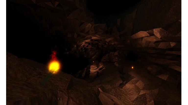 Cave Explorer Roblox VR game