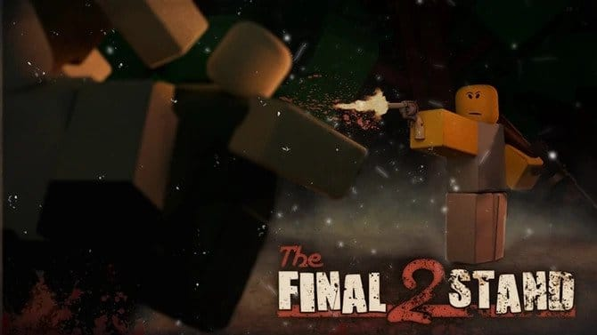 The Final Stand 2 Roblox VR game