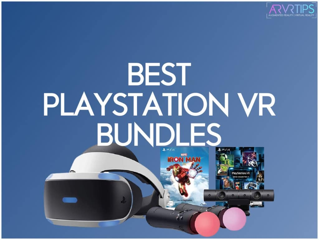 best playstation vr bundles