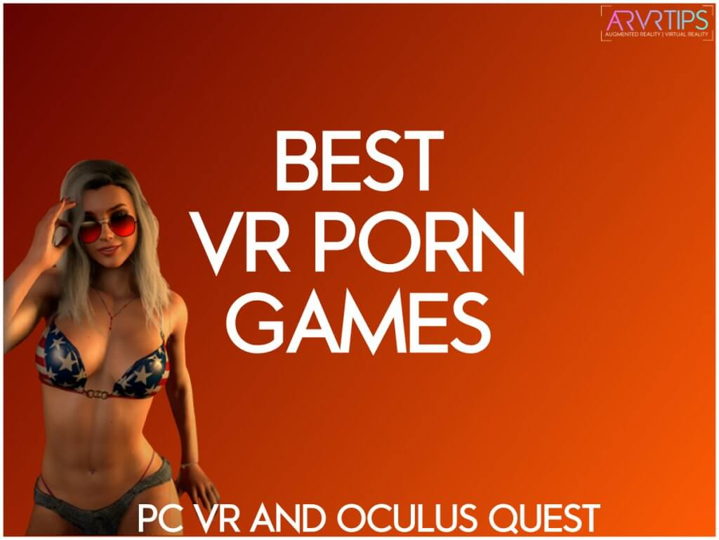 best vr porn games for pc vr and oculus quest