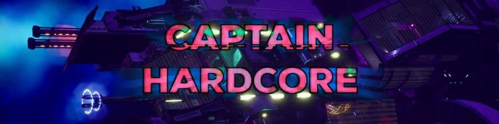 captain hardcore vr porn game