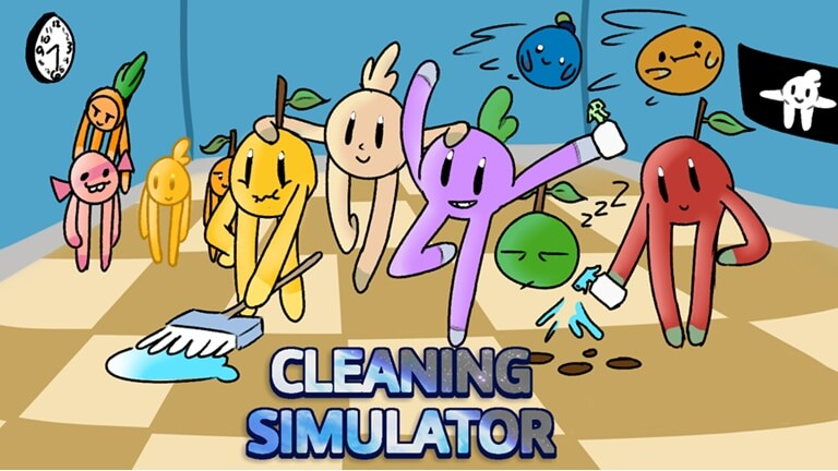 cleaning simulator best roblox vr game