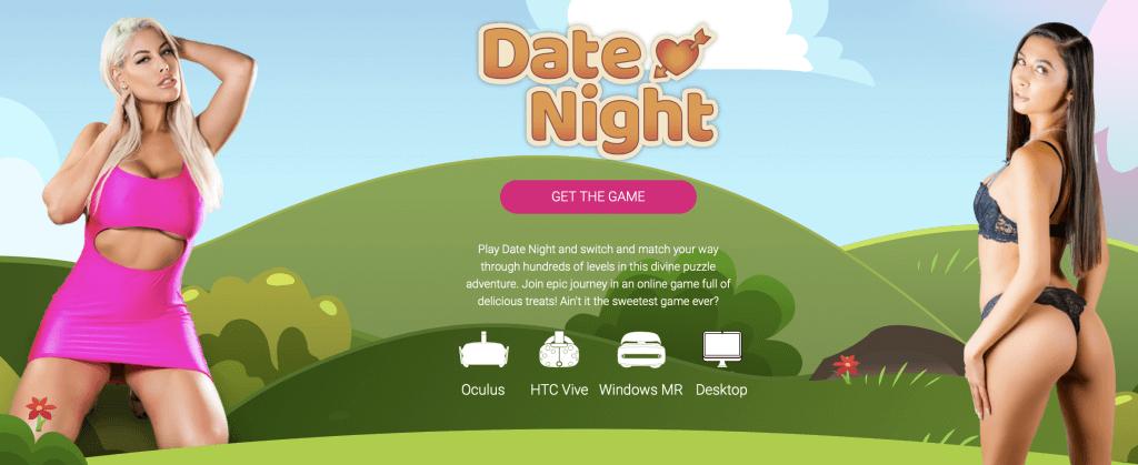 date night best vr porn games