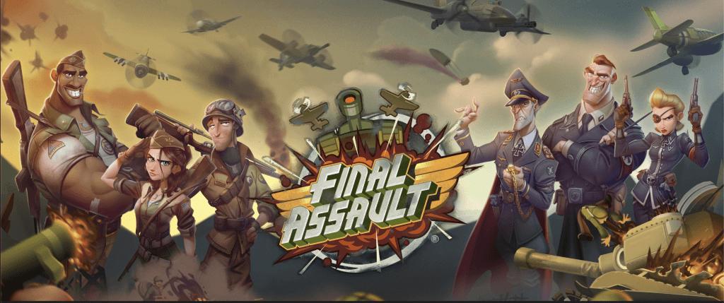 final assault playstation vr game
