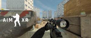 Aim XR on sidequest vr