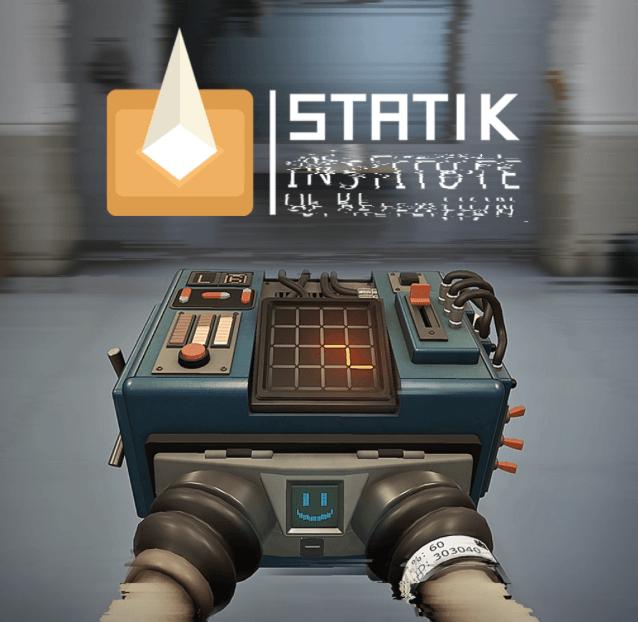 statik playstation vr game